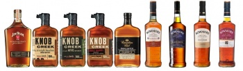 Bourbon, Canadian, Corn Whisky