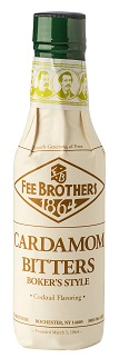 Fee Brothers Cardamon Bitter 8,41%