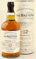 Balvenie 12 years Triple Cask 1,0  40% dd.