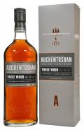 Auchentoshan Three Wood 43% pdd.