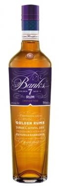 Banks 7 years Golden Age Rum 43%