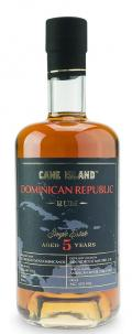 Cane Island Dominica 5 years Single Estate rum 43%