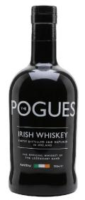 The Pogues Irish Whiskey 0,7 40%