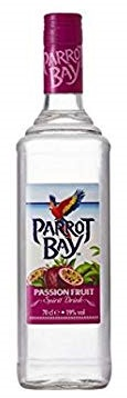 Parrot Bay Passion Fruit 0,7 19%