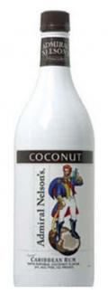 Admiral Nelsons Coconut rum 1,0  21%