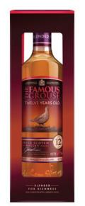 Famous Grouse 12 years 0,7 40% pdd.