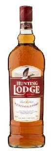 Hunting Lodge Whisky 1,0L  40%