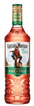 Captain Morgan Tiki (mango & pineapple) 25%