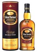 Glen Turner Heritage Double Cask 40% dd.