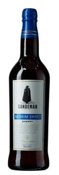 Sandeman Sherry Medium Sweet 15% 0,75l