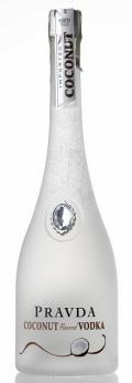 Pravda Coconut Vodka 37,5% 0,7l