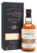 Balvenie 25 years Triple Cask 0,7 40% dd.