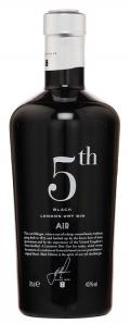 5th Air Black Gin 40% 0,7l