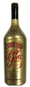 "Baileys ""For You Gold"" 1,0 17%"