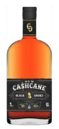 Cashcane Black Smoke Rum from Barbados 0,7 45%
