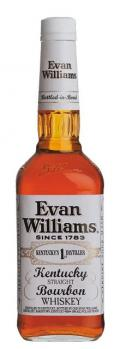 Evan Williams Straight Bottled in Bond 0,7 50% (fehér címke)