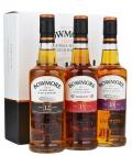 Bowmore Collection Triple pack (3*0,2) 42% pdd.