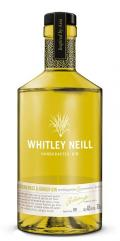 Whitley Neill Lemongrass Ginger Gin 43%