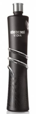 Roberto Cavalli Vodka 1,0 40% Black Edition