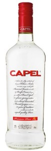 Pisco Capel Double Distilled 40%