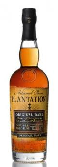 Plantation Original Dark rum Double Aged 1,0 40%