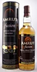 Amrut Fusion Single Malt Whisky 50% fdd.
