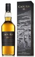 Caol Ila 25 years Islay Malt 43% dd.