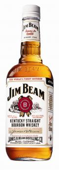 JIM BEAM WHISKY 40% 1L