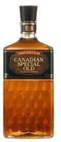 CANADIAN SPECIAL OLD WHISKY 40%  0,7L