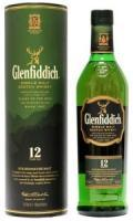 GLENFIDDICH 12 YEARS WHISKY 40% 0,7L