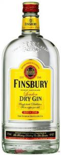 FINSBURY DRY GIN 37,5% 0,7L