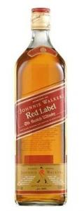 JOHNNIE W.WHISKY RED 40% 1L