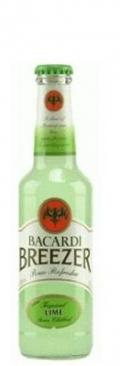 BACARDI BREEZER LIME 4% 275ML