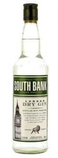 SOUTH BANK LONDON DRY GIN 0,7L 37,5%