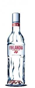 FINLANDIA VODKA CRANBERRY 40% 0,7L