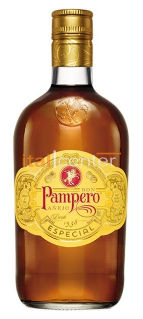 Pampero Ron Anejo Especial 0,7 40%