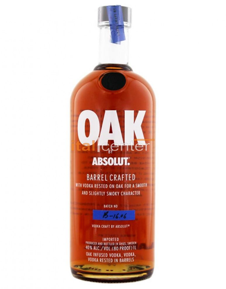 Absolut Oak 1,0 40%
