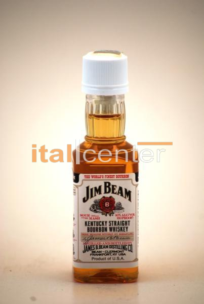 JIM BEAM WHISKY MINI 40% 0,05L