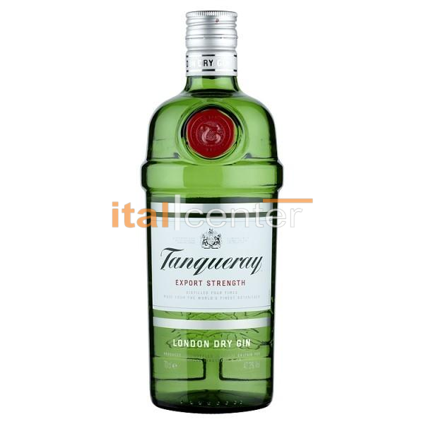 TANQUERAY LONDON DRY GIN 0,7L 43,1%