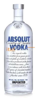 ABSOLUT VODKA 40%  0,7L