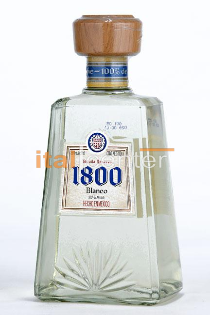TEQUILA 1800 BLANCO 0,7L  38%